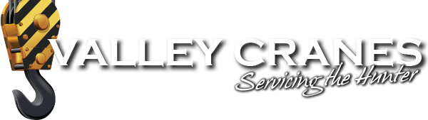 Valley Cranes - servicing the Hunter Valley